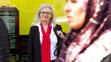 Emilija Mitrovic, Verdi Landesbezirk Hamburg, zuständig für Frauenprojekte und Migration