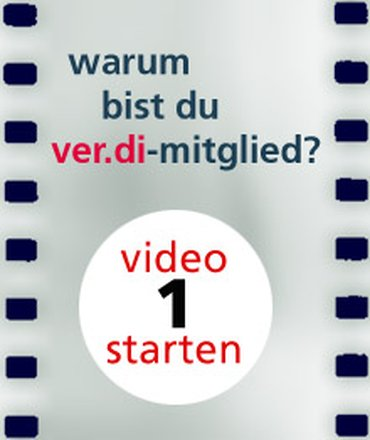 Video  Selbstständige bei ver.di
