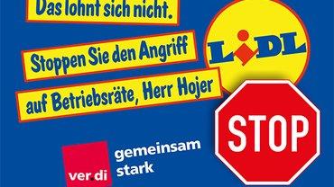 LIDL Postkarten-Aktion