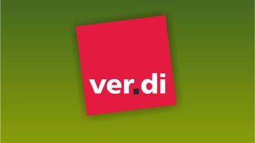 ver.di Logo Ver-/Entsorgung