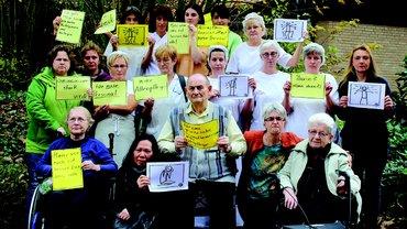 Altenpflege im Koalitionsvertrag