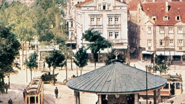 Nostalgie Tramfahrt