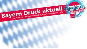 Bayern Druck aktuell