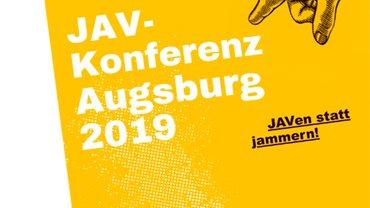 JAV-Konferenz Augsburg 2019