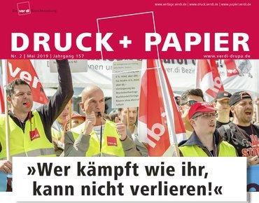 Druck+Papier Ausgabe 2/2019