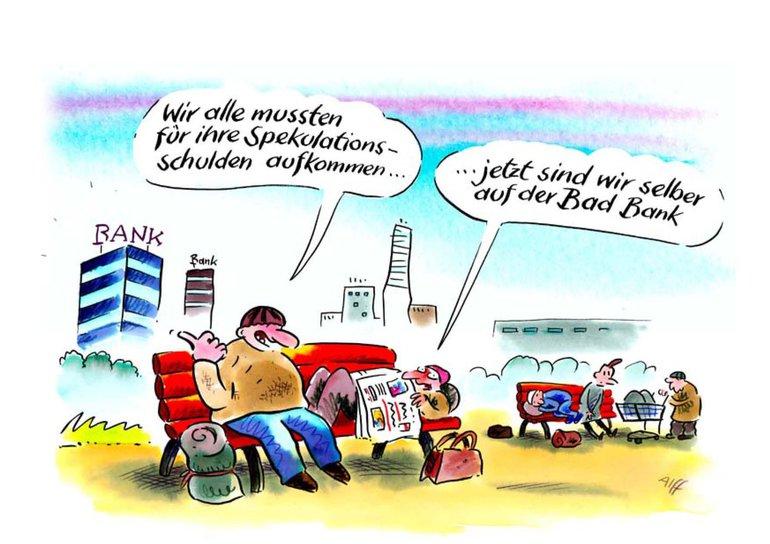 Finanzkrise verhindern!