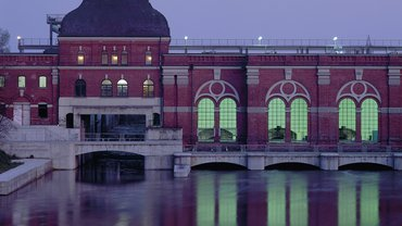 Augsburg, Historisches Wasserwerk
