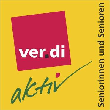 aktiv Senioren ver.di Logo