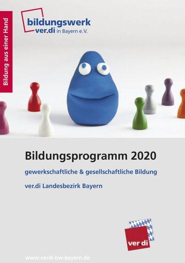 Bildungsprogramm 2020 Bildungswerk