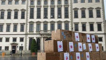 ver.di Aktion, Augsburger Rathausplatz, 18.05.2021