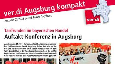 ver.di Augsburg kompakt Teaser 02-2021